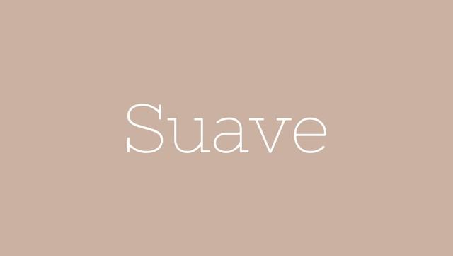 Suave-selection-