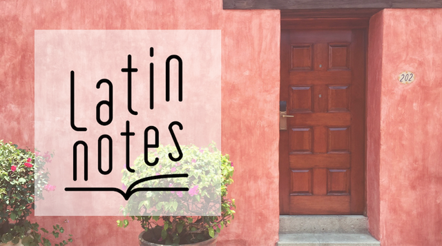 Shop by Latin notes