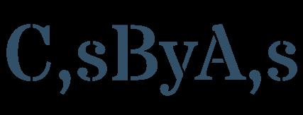 C,sByA,s