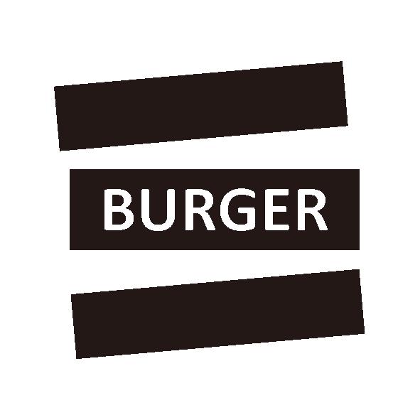 ロゴTシャツ販売・デザイン BURGER(バーガー)