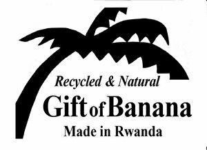バナナの贈り物