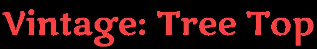 TreeTop ヴィンテージアクセサリー専門店