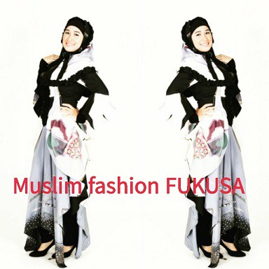 Muslim fashion FUKUSA
