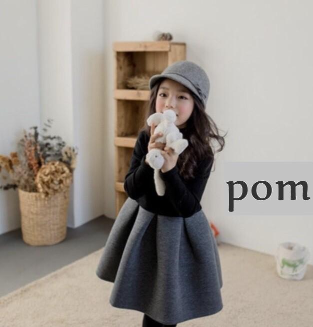 韓国子供服 pom