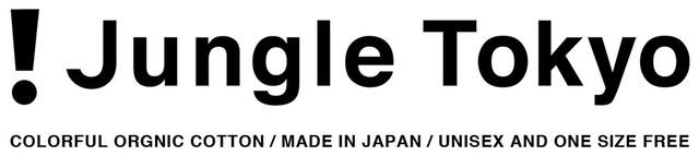 JungleTokyo - ジャングルトーキョー  オーガニックコットン靴下