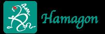 Hamagon(ハマゴン)|手作りのガラスアクセサリー・器