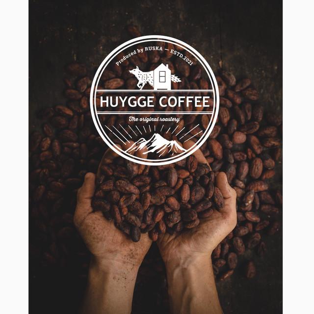 〝HUYGGE COFFEE ヒュッゲコーヒー〟