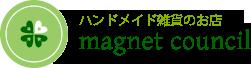 ハンドメイド雑貨magnet council