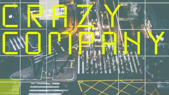 CrazyCompany | クレイジーカンパニー | CRAZY COMPANY