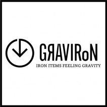 GRAVIRoN(グラビロン)無垢の鉄で表現される鉄雑貨