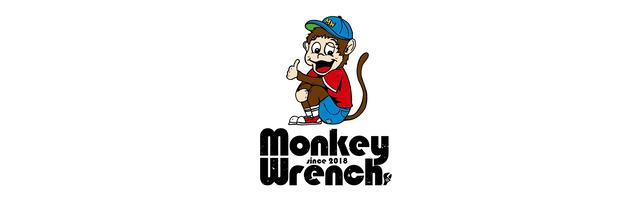 Monkey Wrench (モンキーレンチ) | 公式オンラインストア