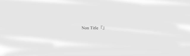 Non Title『』