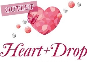 Heart Drop - OUTLET -