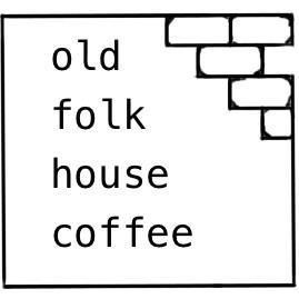 old folk house coffee