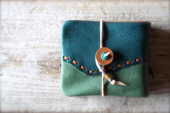 「何か、が宿るもの」を作り続けるgris-gris(グリグリ)の革製品がとても素敵
