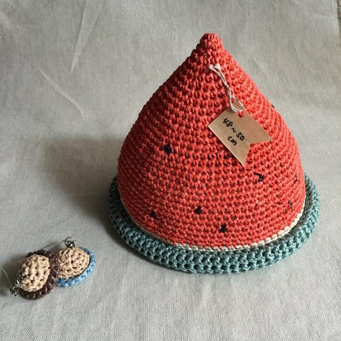 可愛いのに熱中症も帽子できちゃう!見れば欲しくなる麦わら帽子