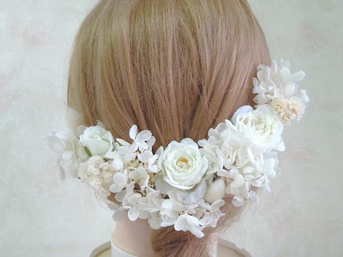 秋はウェディングシーズン♡一大イベントをお好きなお花で彩りませんか?