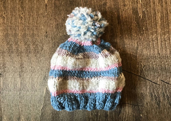大切な君へ。クリスマスに世界でたったひとつだけの「nit × nit × nit」のニット帽を♡