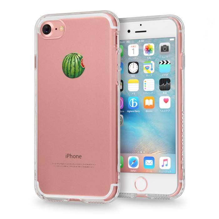 iPhone自体のデザインを楽しみたい!でもリンゴは飽きた!そんな時は「design team U」のケースがオススメ!
