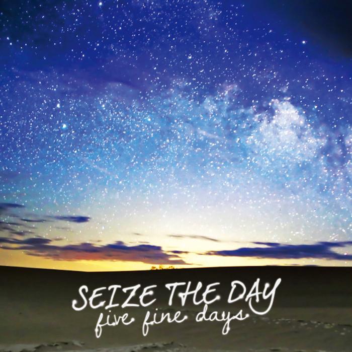 YouTuberたいぽん率いるバンド「SEIZE THE DAY」の2nd mini album発売