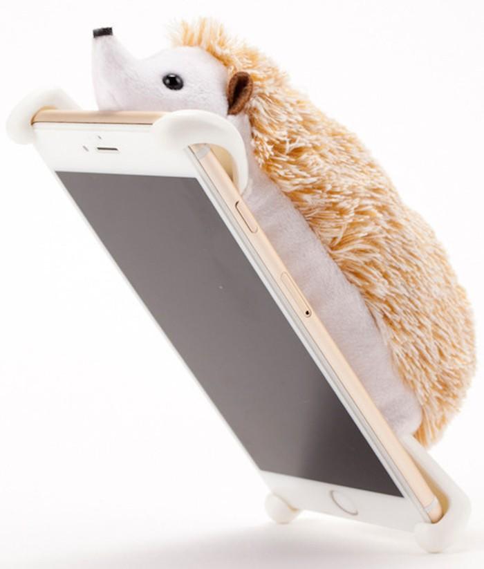カメラもそのまま使える?!ZOOPYのぬいぐるみ型 iPhone ケースと一緒に暮らしたい♡