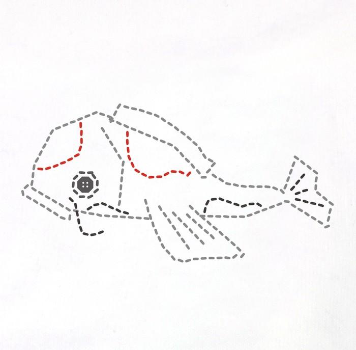 背守りプリント、鯉の意味紹介します!