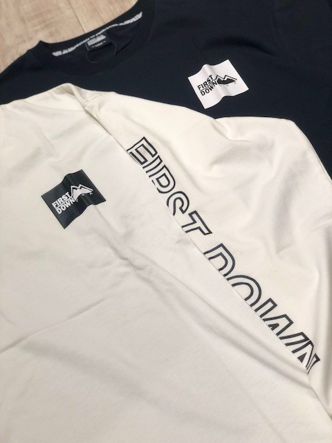 FIRST DOWNよりロンTee新入荷!