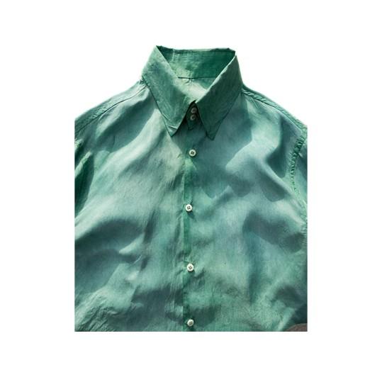 ART / FASHION「手染め」だからこそ作り出されるオリジナルカラーのアートシャツ。