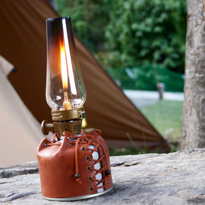 冬でもオシャレにキャンプを楽しもう!アウトドア用レザーアイテムのご紹介