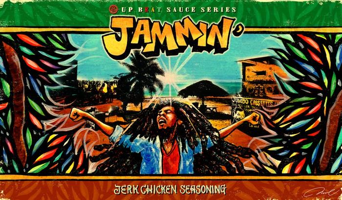 夏といえばBBQ!レゲエの国ジャマイカから生まれたジャークシーズニング「JAMMIN'SAUCE」