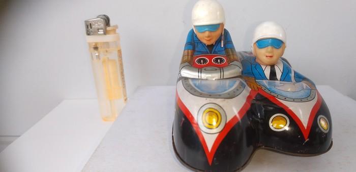 子どもの頃をおもいだす昭和の懐かしい ブリキおもちゃ 昭和 レトロ インテリア