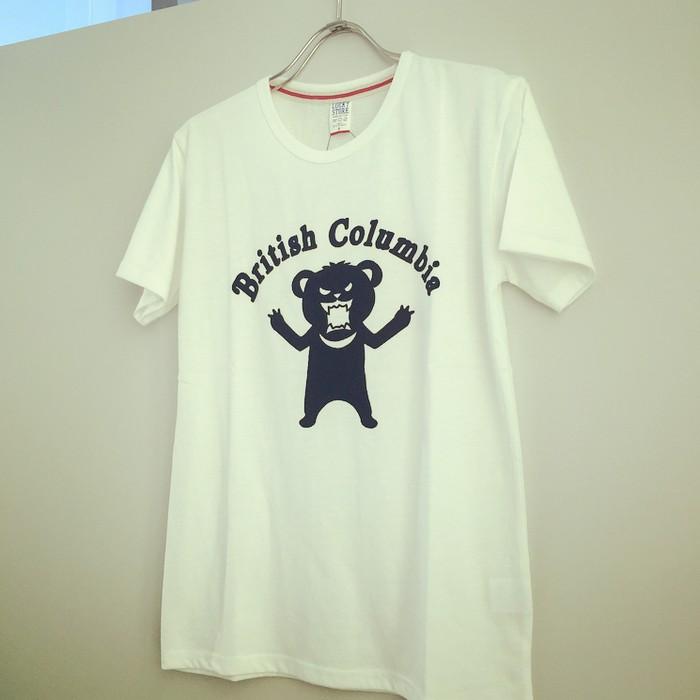ちょっとださくて、だけどなんか憎めない。キャラクターTシャツのお店です。