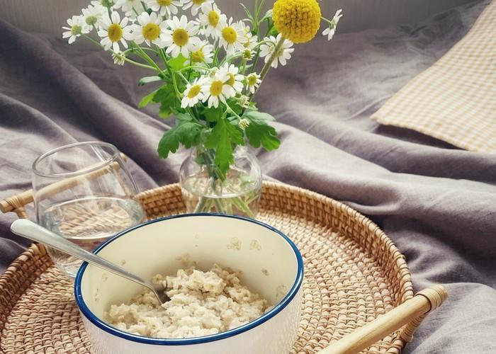 ラタントレイで朝食を..* いつもの食事を少し素敵に。