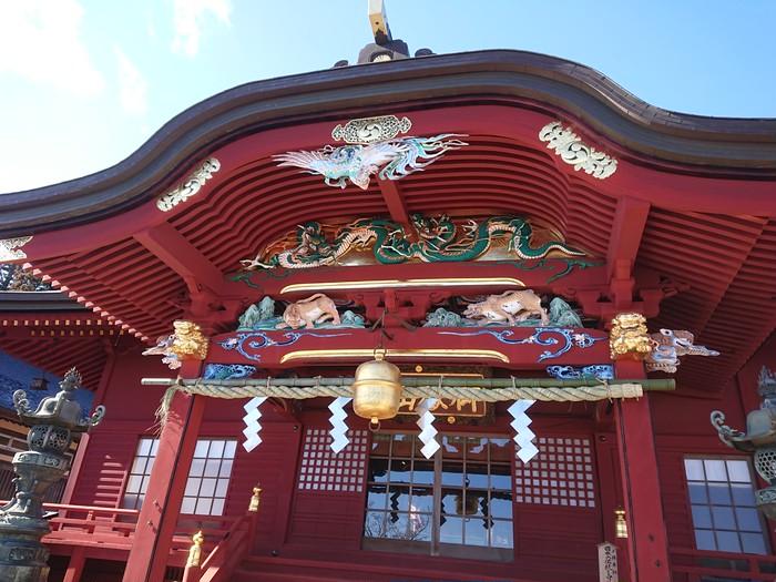 武蔵御嶽神社へ参拝