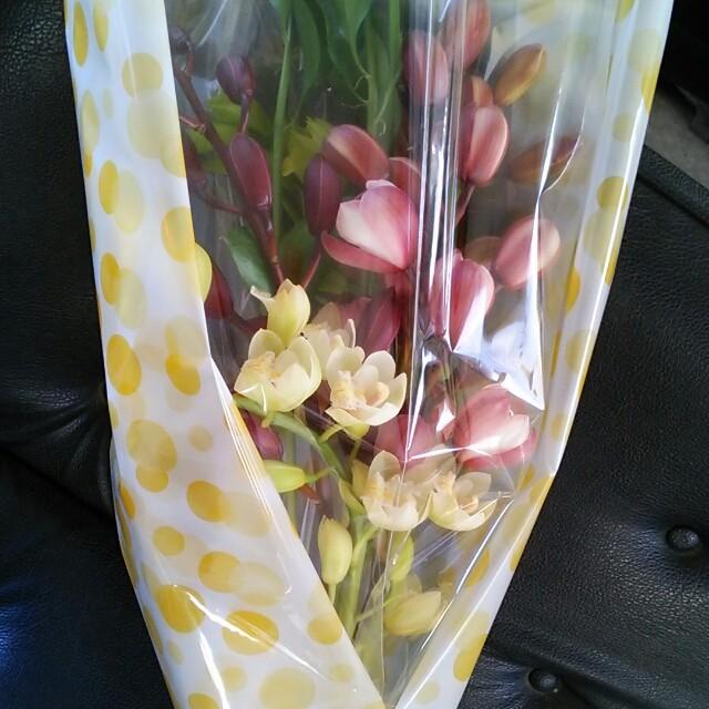 男前なら☆女子が喜ぶフレッシュ&長持ちな『花束』くらい渡すべきでしょ