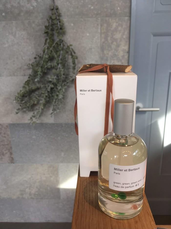 トクベツな香りMiller et Bertauxで冬を楽しみましょう!