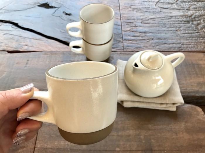 """サンフランシスコ発祥ーHeath Ceramicsのスタックマグで""""トクベツ""""な時間を"""