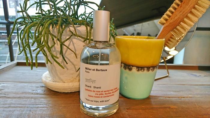 《Miller et Bertaux》毎日の暮らしに、心地よい香りを。