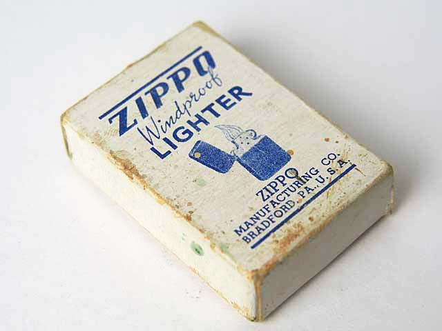第二次世界大戦時、70年前に作られた現役で使えるZIPPO