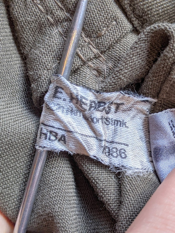 1980s Australian Army Cargo Pants W31