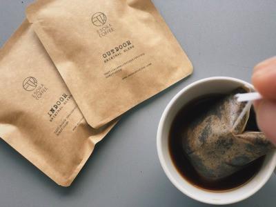 もっとカンタンで美味しくなった『COFFEE BAG』