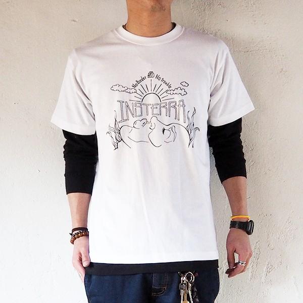 旅人系ブランドINSTERRAのTシャツ2016年モデルがお買い得に!
