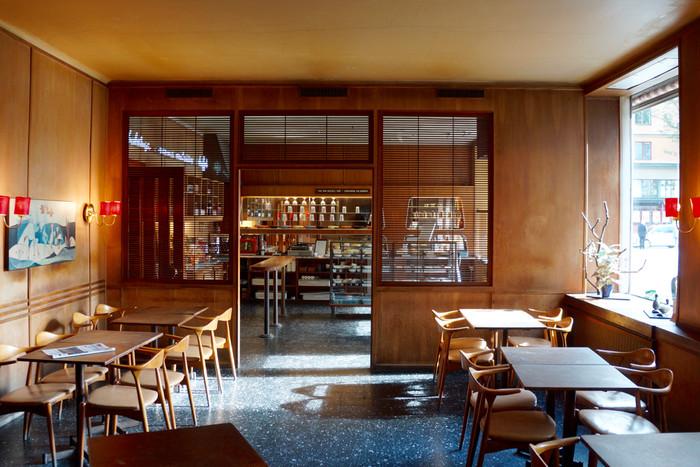 1950年代から変わらない、ストックホルムのカフェで考えるa quiet dayなコミュニケーション