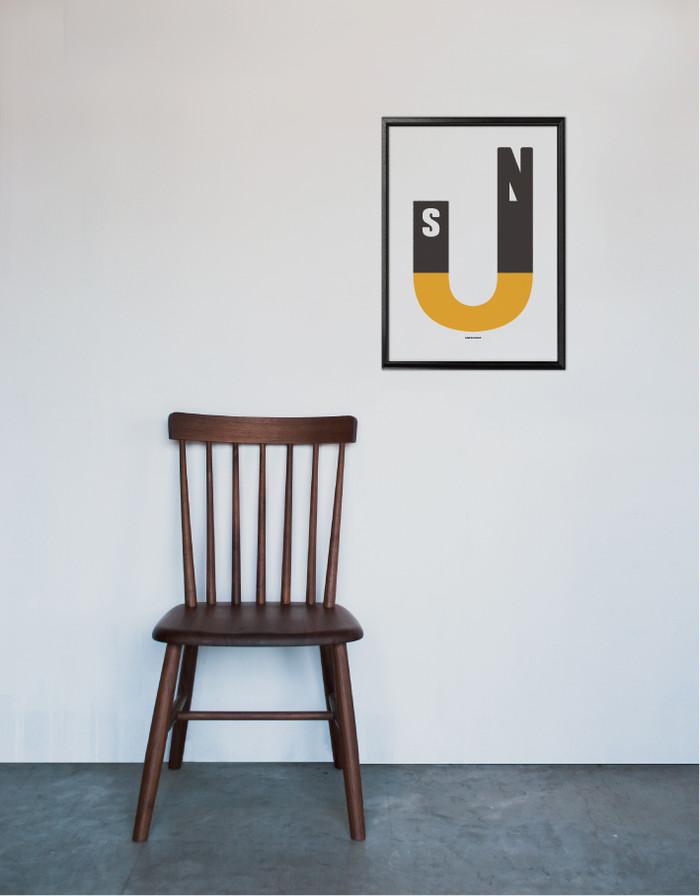 カフェ、ショップ、お部屋など様々な空間でご利用できるアートポスター