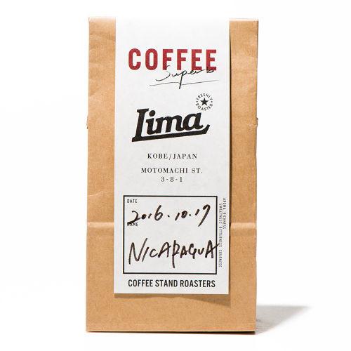 インドネシアで珈琲農園を手掛ける神戸のコーヒーショップがお勧めするコーヒー「NICARAGUA」