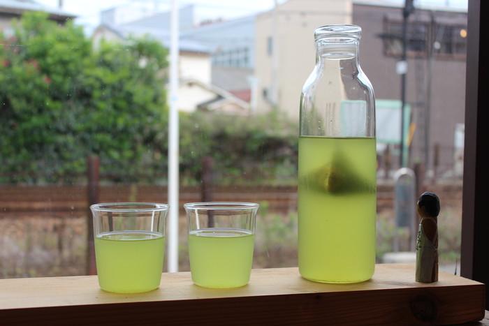チャボさんのらくらく定期便で本格緑茶のある日常!!