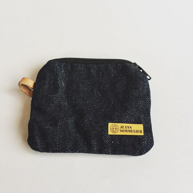 見た目も可愛らしい、愛着の湧く岡山デニムを使用した小銭入れがお求めやすい価格で!