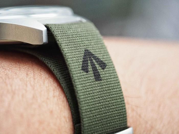 【スペシャルオーダー】WMT Broad Arrow Military NATOストラップ