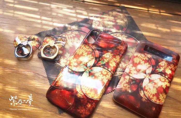和柄好きに見て欲しい。オリジナル和柄の和風iPhoneケースセット4点セット