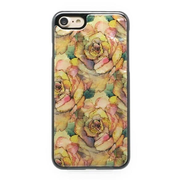 ロマンチックすぎる!優雅な女性の気品 アンティークローズのiPhoneケース